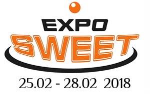 Znalezione obrazy dla zapytania sweet expo logo 2018